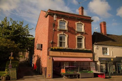 J Broomhall Shop